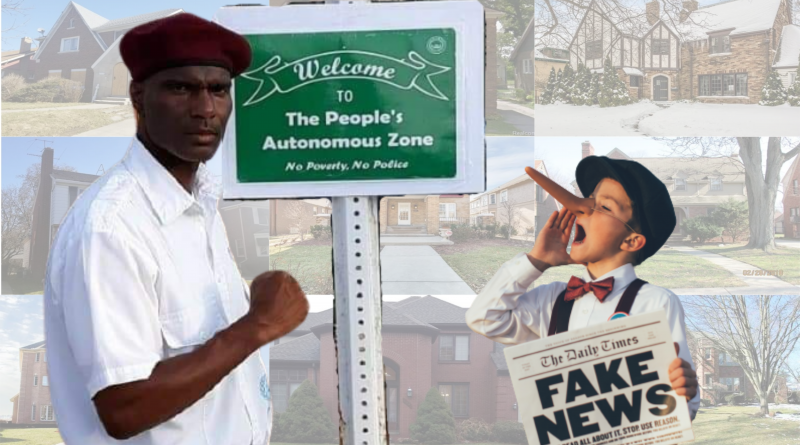 Hybrid Warfare: Media used against free housing and reparations in Detroit